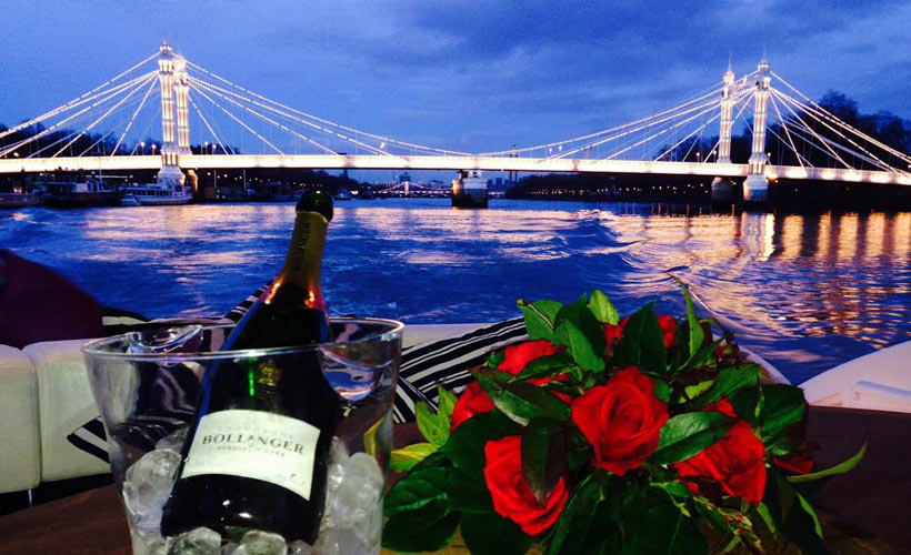 River Thames London Charter Hire