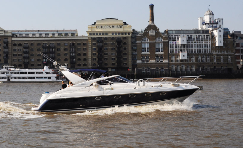 London Thames Charter Yacht